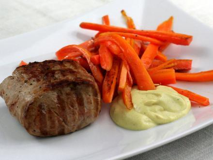 Sertésszűz steak
