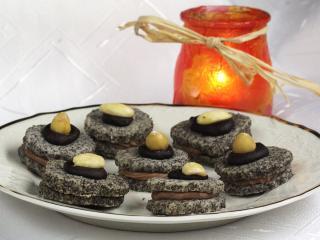 Mákos karikák
