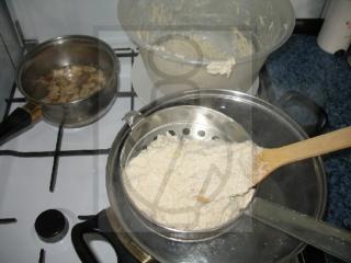 A sztrapacska főzése