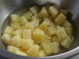 Turmixoljuk az ananászt