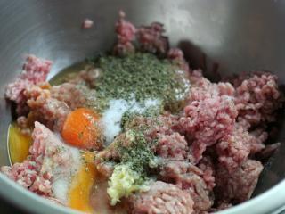 A hús elkészítése