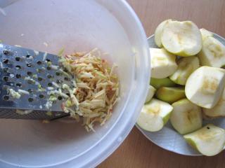 Almák elkészítése