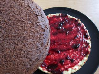 A torta készítése