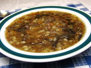Abált leves