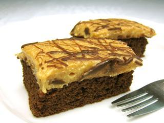 Karamellás sütemény
