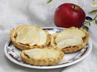 Almás-diós kosárka