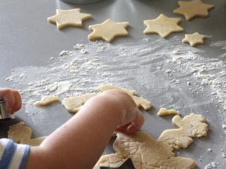 Sütés és a csillagok megtöltése