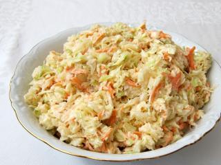 Coleslaw káposztasaláta