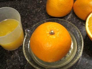 Narancsos krém