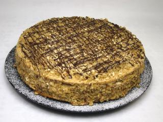 Mézes torta
