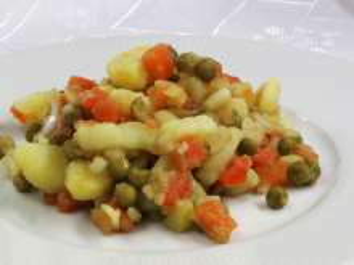 De Luxe krumplisaláta