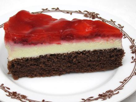 Epres-túrós desszert