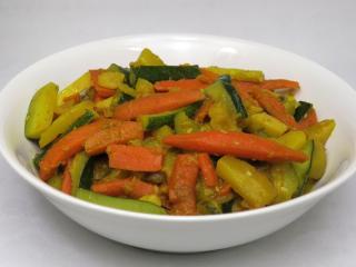 Indiai zöldséges szabdzsi