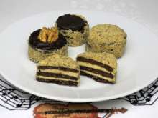 Diós, vajas tortácskák - dordoletkák