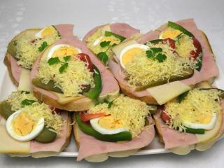 Klasszikus szendvicsek