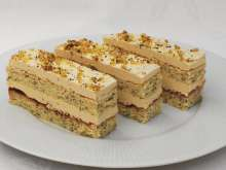 Mákos karamellás sütemény