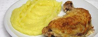Csirkehús