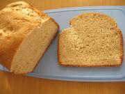 Lágy teljes kiőrlésű kenyér