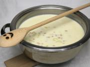 Fehér bab leves