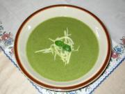 Egyszerű brokkoli leves