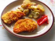 Csirke szeletek