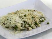 Rizottó Pecorino sajttal