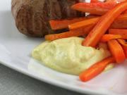 Steak szósz dijoni mustárral