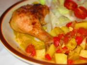 Csirke spanyol módra