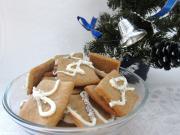 Kávés karácsony sütemény