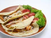Mexikói sertéshús csíkok