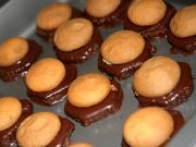 Sütés nélküli csokoládés finomság