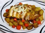 ActiFry grillezett csirke combok