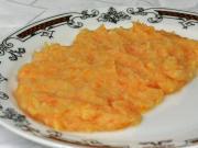 Sárgarépás-burgonyás püré
