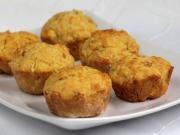 Sonkás muffin