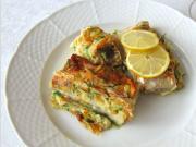 Zöldséges halfilé