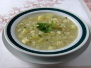 Karalábé leves gyerekeknek