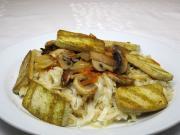 Marinált grill tofu