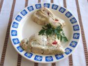 Tojásos-zöldséges préssajt.