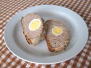 Fasírozott tojással