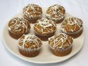 Datolyás muffin