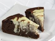 Túrós - kakaós sütemény