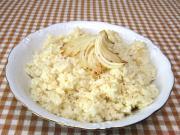 Hagymás rizs