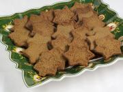 Svéd keksz - Pepparkaror
