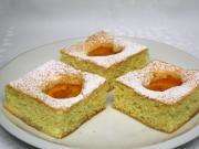 Barackos sütemény