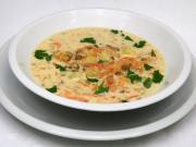 Őszi tejfölös leves