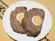 Sertés-marhahús fasírt tojással