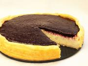 Ricottás cheesecake